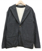 NO CONTROL AIR(ノーコントロールエアー)の古着「ウールジャケット」|グレー