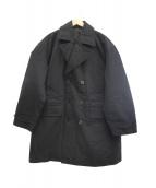 VAINL ARCHIVE(バイナルアーカイブ)の古着「DUB-COAT」|ブラック
