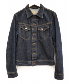 NUDIE JEANS(ヌーディジーンズ)の古着「デニムジャケット」|インディゴ