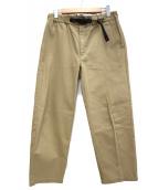 GRAMICCI × DICKIES(ディッキーズ × グラミチ)の古着「別注クライミングパンツ」 ベージュ