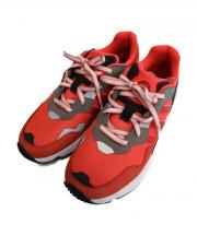 adidas(アディダス)の古着「Originals YUNG 96」|レッド