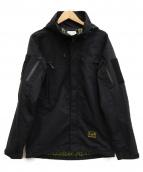 NOMADS(ノマド)の古着「フーデッドジャケット」 ブラック