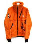 THE NORTH FACE(ザノースフェイス)の古着「アンタークティカバーサロフトジャケット」|オレンジ