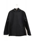 UN3D.(アンスリード)の古着「ナイロンプルオーバーパーカー」|ブラック