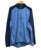 THE NORTH FACE(ザノースフェイス)の古着「スワローテイルジャケット」|ブルー