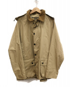 Barbour(バーブァー)の古着「A801 L/W BEDALE JACKET」|ベージュ