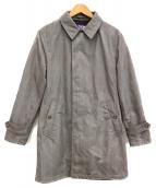 THE NORTHFACE PURPLELABEL × BEAMS(ザノースフェイス パープルレーベル × ビームス)の古着「ステンカラーコート」|グレー