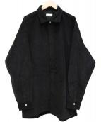 EN ROUTE(アンルート)の古着「コーデュロイシャツ」|ブラック