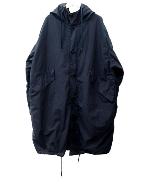 TEATORA(テアトラ)TEATORA (テアトラ) パッカブルスーベニアハンターコート ネイビー サイズ:46 tt-104-P Packable Souvenir hunterの古着・服飾アイテム
