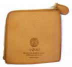 GANZO(ガンゾ)の古着「コインケース」|ブラウン