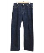 TENDERLOIN(テンダーロイン)の古着「K7セルビッチデニムパンツ」|インディゴ