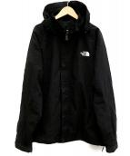 THE NORTH FACE(ザノースフェイス)の古着「ハイドレナウィンドジャケット」|ブラック