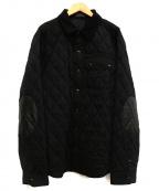 POLO RALPH LAUREN(ポロ・ラルフローレン)の古着「キルティングジャケット」 ブラック