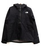 THE NORTH FACE(ザノースフェイス)の古着「クライムライトジャケット」|ブラック