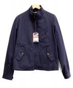 BARACUTA(バラクータ)の古着「G4ミリタリースイングトップ」|ネイビー