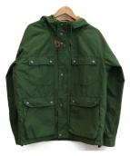 SIERRA DESIGNS(シェラデザインズ)の古着「60/40マウンテンパーカー」 グリーン