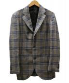 SHIPS(シップス)の古着「テーラードジャケット」|ブラウン
