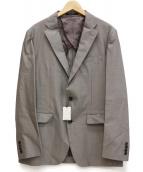 ARTISAN(アルチザン)の古着「2Bジャケット」|グレー