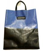 FREITAG(フライターグ)の古着「ハンドバッグ」|ブルー