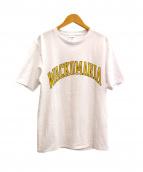 WACKO MARIA(ワコマリア)の古着「ロゴプリントTee」|ホワイト