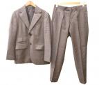 THE SUIT COMPANY(ザスーツカンパニ)の古着「2Bセットアップスーツ」|グレー