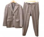 THE SUIT COMPANY(ザ・スーツカンパニー)の古着「2Bセットアップスーツ」|グレー