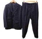 THE SUIT COMPANY(ザスーツカンパニ)の古着「2Bセットアップスーツ」|ネイビー