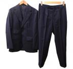 THE SUIT COMPANY(ザ・スーツカンパニー)の古着「2Bセットアップスーツ」|ネイビー