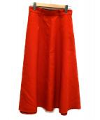 IENA(イエナ)の古着「TAボンディングスカート」 レッド