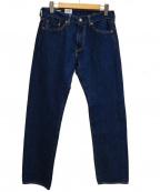 LEVIS PReMIUM(リーバイス プレミアム)の古着「デニムパンツ」|インディゴ