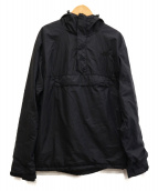 THE NORTH FACE(ザノースフェイス)の古着「ハイドレナアノラックジャケット」|ブラック