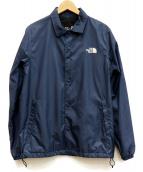 THE NORTH FACE(ザノースフェイス)の古着「ザコーチジャケット」|ブルー