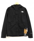 THE NORTH FACE(ザノースフェイス)の古着「FLドリズルジャケット」|ブラック