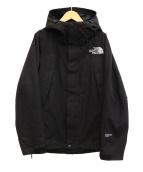 THE NORTH FACE(ザノースフェイス)の古着「マウンテンジャケット」|ブラック