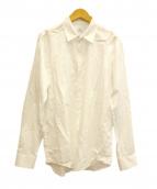 ck Calvin Klein(シーケーカルバンクライン)の古着「MINAMOジャカードシャツ」|ホワイト