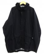 MILLET(ミレー)の古着「ティフォンタフストレッチフィールドジャケット」|ブラック