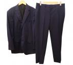 DURBAN(ダーバン)の古着「MONSOONセットアップスーツ」|ネイビー