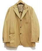 BROOKS BROTHERS(ブルックスブラザーズ)の古着「3Bジャケット」|ベージュ