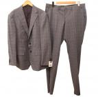 DURBAN(ダーバン)の古着「MONSOONセットアップスーツ」|グレー