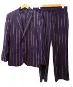 TENORAS(ティノラス)の古着「3ピーススーツ」|ネイビー