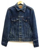 LEVIS(リーバイス)の古着「[古着]80sデニムジャケット」|インディゴ