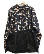 UNDER ARMOUR(アンダーアーマー)の古着「アンストッパブルウィンドブレーカ」|ブラック