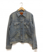 RRL()の古着「NEW ROPER DENIM JACKET」|インディゴ