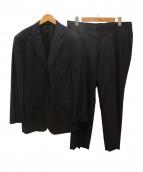 DURBAN(ダーバン)の古着「Zeal生地セットアップスーツ」|ブラック