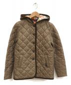 LAVENHAM×LIBERTY(ラベンハム×リバティ)の古着「キルティングジャケット」|ベージュ
