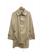 MACKINTOSH(マッキントッシュ)の古着「ステンカラーコート」|ベージュ