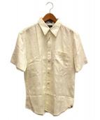 Paul Smith COLLECTION(ポールスミスコレクション)の古着「半袖シャツ」|ホワイト