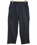 nanamica(ナナミカ)の古着「19SS ALPHADRY Wide Easy Pants」|ネイビー