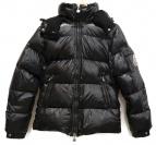 MONCLER(モンクレール)の古着「HIMALAYAダウンジャケット」|ブラック