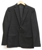 blackbarrett(ブラックバレット)の古着「ウール2Bジャケット」 ブラック